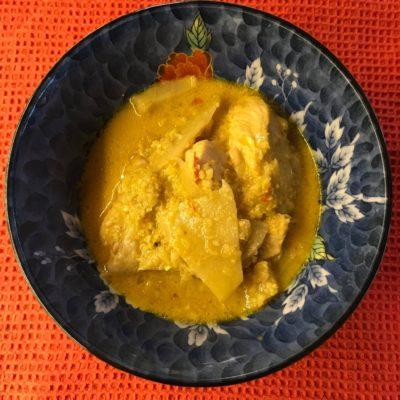 Ayam Rebung Lemak