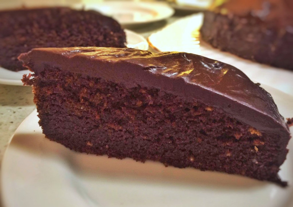 Sacher Torte: Austrian Dark Chocolate Cake